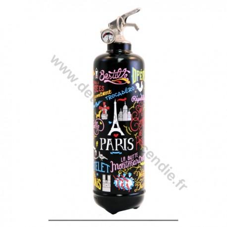 Extincteur Paris N1